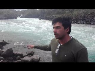 Карлос, о порогах реки Петроуэ
