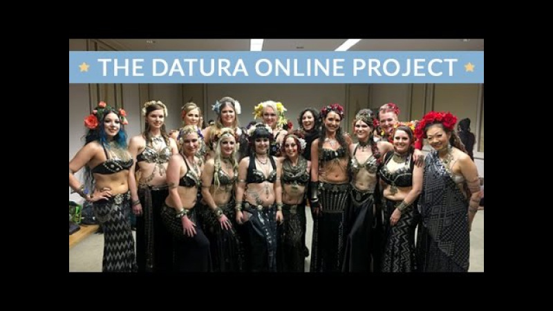 Datura Online Project - Cues Tattoos 2017