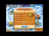 Веселая ферма 3 Ледниковый период (уровень 89) Золото Farm Frenzy 3 Ice Age (level 89) only GOLD