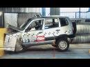 Краш-тест Chevrolet Niva