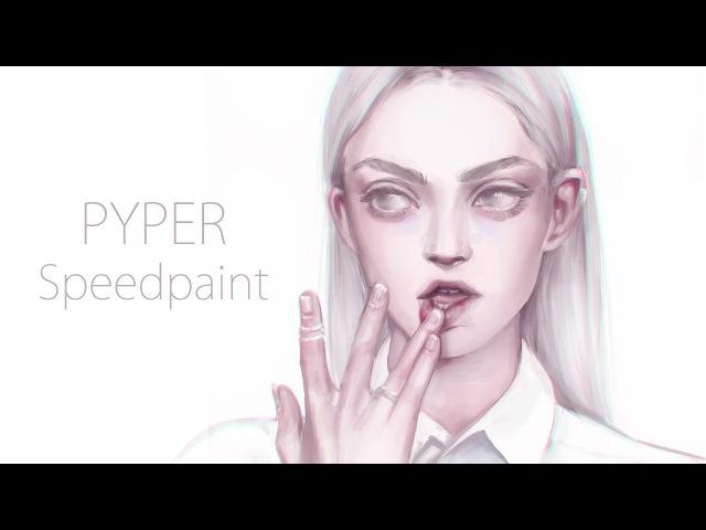 Astri Lohne — Pyper | Speedpaint
