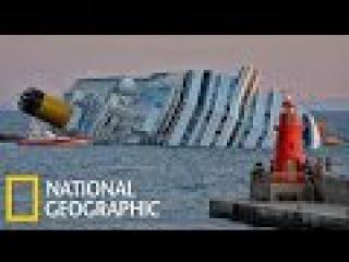 Взгляд изнутри Катастрофа Коста Конкордии National Geographic HD