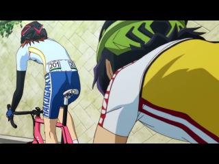 YowaPeda 3 сезон 3 серия русская озвучка Skim / Трусливый велосипедист: Новое поколение 03 эпизод
