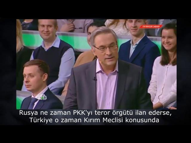 Rus NTV kanalı Türkiyenin gelişme yönü Batı mı, Doğu mu