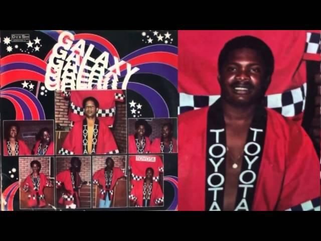 GALAXY- L'AN MISE-(Comp- R.PLUNKET)-Vocal .Nicaise BOUDINE-Année-1977