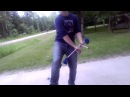 Learn to Use Juggling Sticks! Video 6: Infinity Behind the Back, Under the Leg and The Fizzly Ubbly