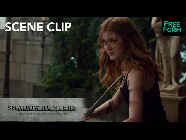 "Shadowhunters | Season 2 Episode 12 Music: ""Love to Hate It"" 