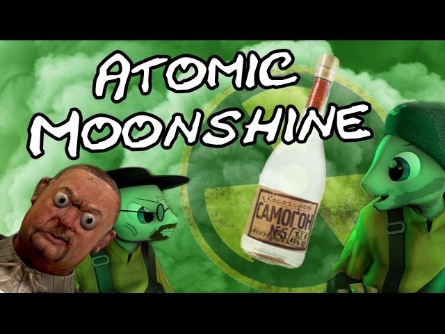 [SFM Anthro Ponies] My Russian Pony Atomic Moonshine
