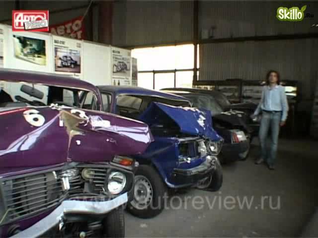 Краш-тесты китайских и российских авто (Geely, Chery, ВАЗ)