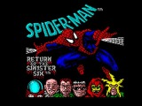 Master System Longplay 171 Spider-Man Return of the Sinister Six