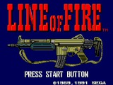 Master System Longplay 057 Line of Fire 3-D