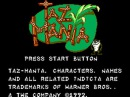 Master System Longplay [165] Taz-Mania