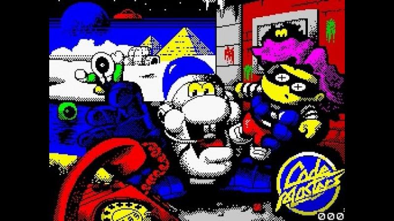 ZX Spectrum Longplay [038] Sergeant Seymour Robotcop