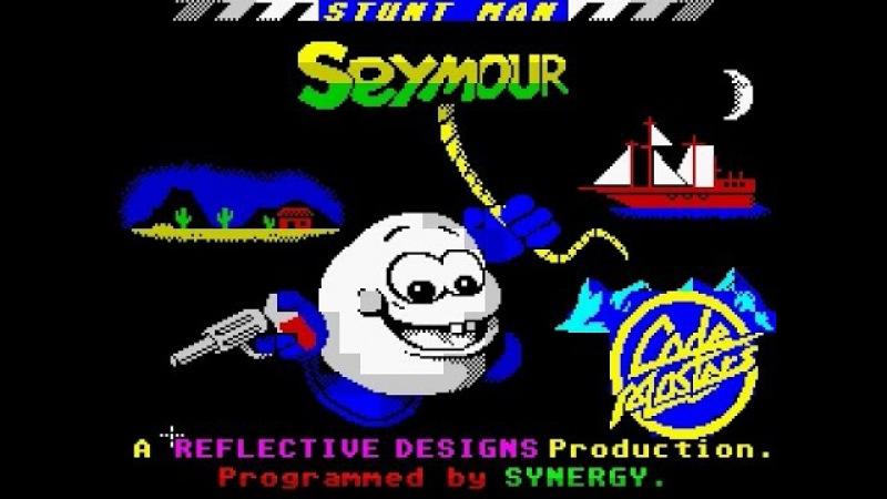 ZX Spectrum Longplay [037] Stuntman Seymour