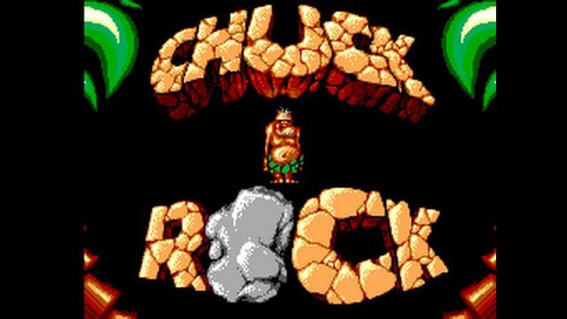 Master System Longplay [119] Chuck Rock