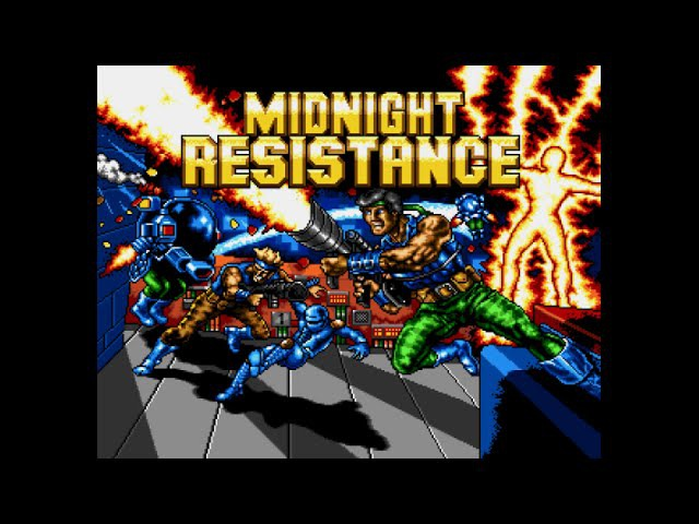 Amiga 500 Longplay [066] Midnight Resistance