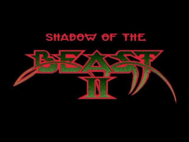 Amiga 500 Longplay [038] Shadow of the Beast II
