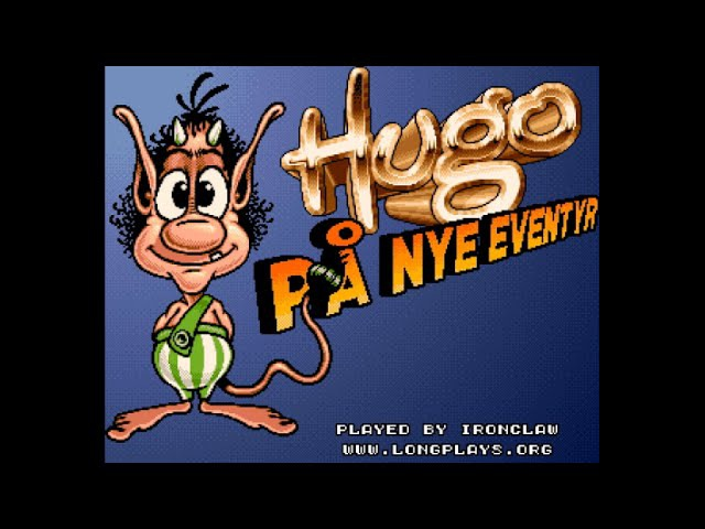Amiga 500 Longplay [032] Hugo: På Nye Eventyr Del 2