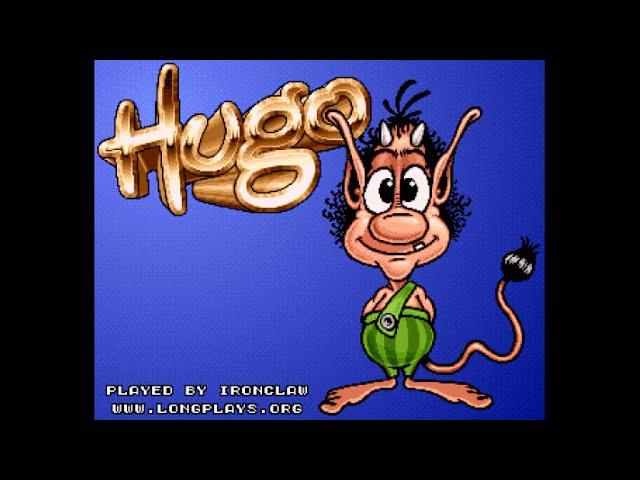 Amiga 500 Longplay [033] Hugo (German)