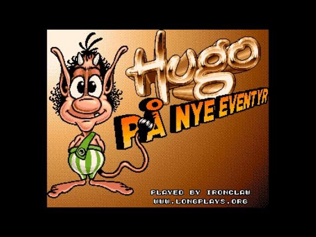 Amiga 500 Longplay [031] Hugo: På Nye Eventyr
