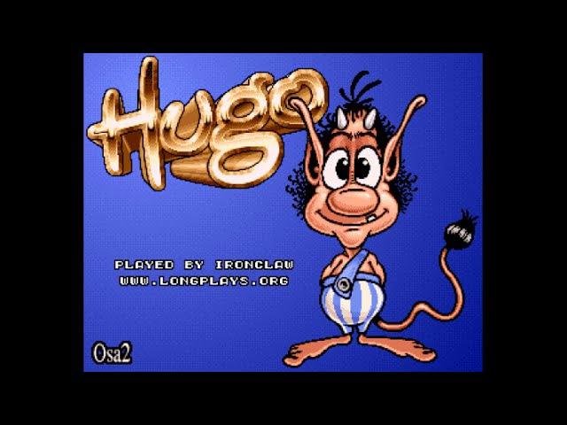 Amiga 500 Longplay [033] Hugo (Finnish)