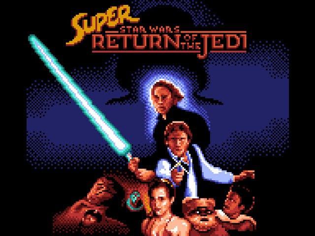 Game Gear Longplay [029] Super Starwars - Return of the Jedi
