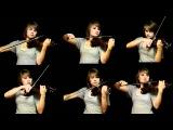 The Avengers Theme - Violins Cover - Taylor Davis