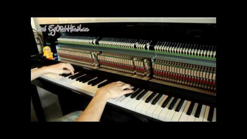 D.Gray-man HALLOW ED (ディーグレイマン) - Lotus Pain Piano Cover