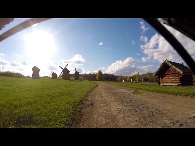 Pirogovo XC Race - короткий видеообзор/прикатка трассы