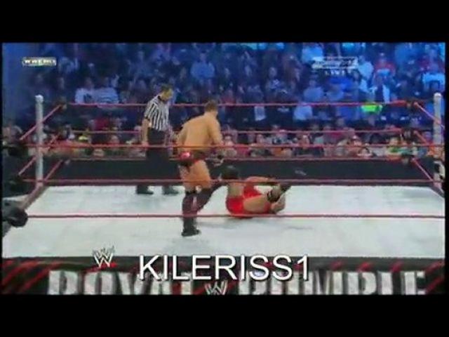 [НОЧНОЙ РЕСТЛИНГ] Миз (с) пт. МВП за титул США Royal Rumble 2010