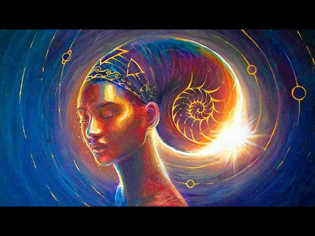 Music for Healing female energy