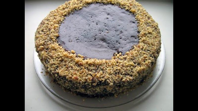 торт прага рецепт простой и вкусный рецепт
