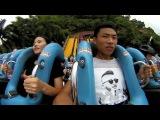 Insta360 Nano Rollercoaster ride in 360