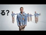 Justin Bieber softbank commercialads(2)- lip syncing and dancing to What Do You Mean