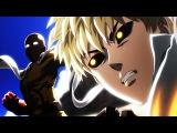 One Punch Man  AMV  Saitama Vs Genos - Painkiller