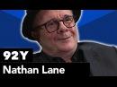 Nathan Lane with Joy Behar (Full Event)