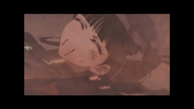 Аниме клип - Ты меня ранишь поцелуями