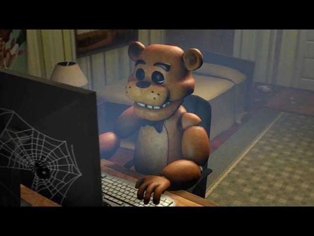 Herobrine vs Freddy: Fnaf and Minecraft animation