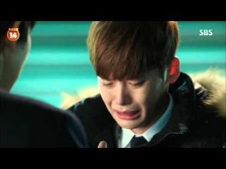 Lee Jong Suk & Yoon Kyun Sang in PINOCHIO ep11-6 cut
