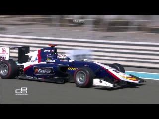 GP3 2016 Abu Dhabi Race2