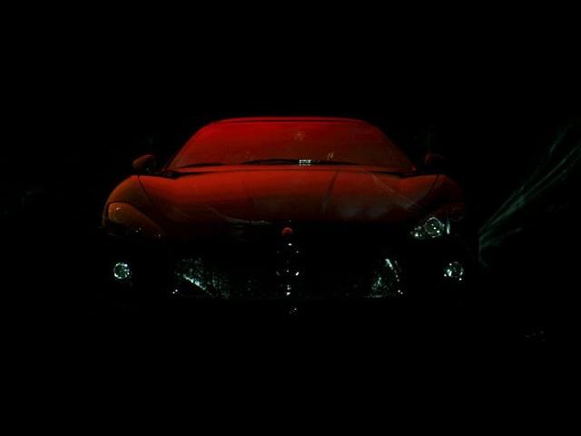 Maserati granturismo | steve nakamura
