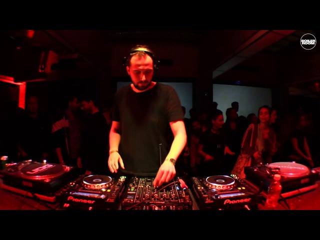 Imre Kiss Boiler Room Budapest x Lobster Theremin DJ Set