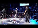 Miracle &amp Beckz vs Vico &amp Mikey  Final  Hip Hop  Juste Debout 2017 London