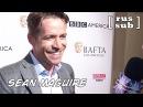 Sean Maguire – BAFTA tea party [Rus Sub]