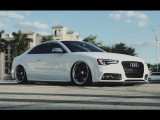 Vossen x Work VWS-3 Wheels - Audi S5