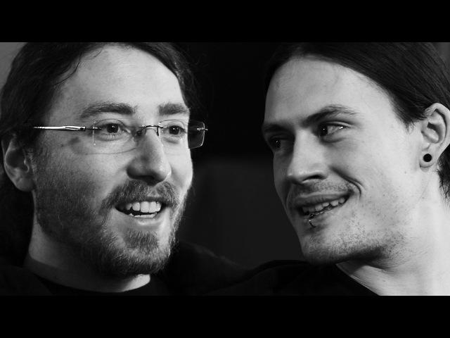 Krimh (Septicflesh) Ken Bedene (Aborted) - drumtalk [episode 27]