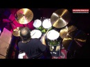 Vinnie Colaiuta: Drum Solo - with Transcription and Slowmotion