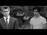 AU Percival Graves x Credence Barebone  GRADENCE  - Rebel Yell