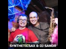 Syntheticsax Dj Sandr – Live from MadMan Bar Moscow