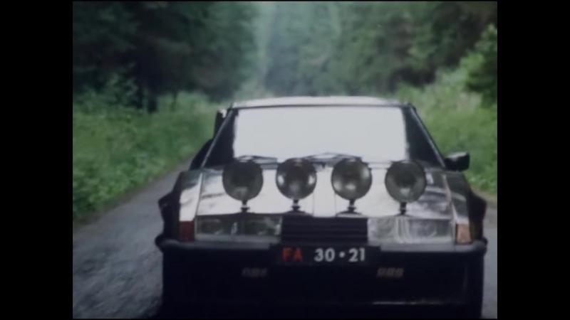 Škoda 110 Super Sport Ferat Vampir RSR